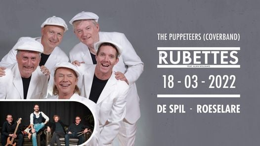 The Rubettes feat. Alan Williams, 25 May | Event in Kortrijk | AllEvents.in