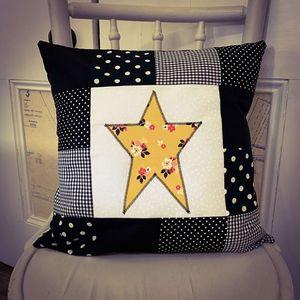 Star Cushion Workshop