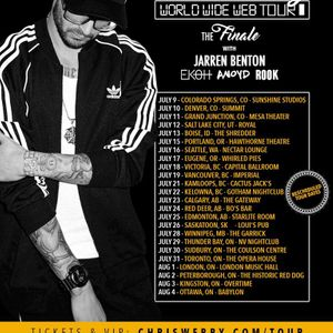 Chris Webby Jarren Benton Live In Kingston May 14th 2021