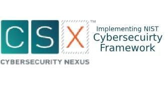 APMG-Implementing NIST Cybersecuirty Framework using COBIT5 2 Days Training in Canberra