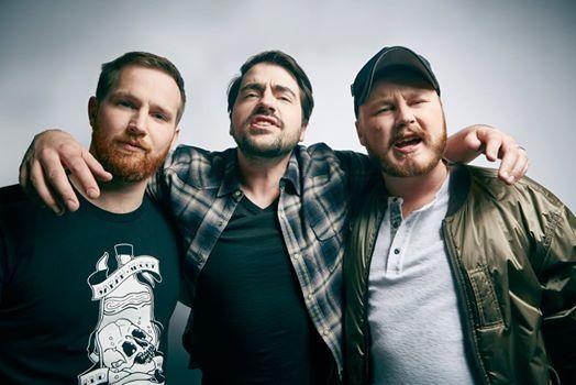 Nashville TN - Trae Crowder LIVE wellRED comedy