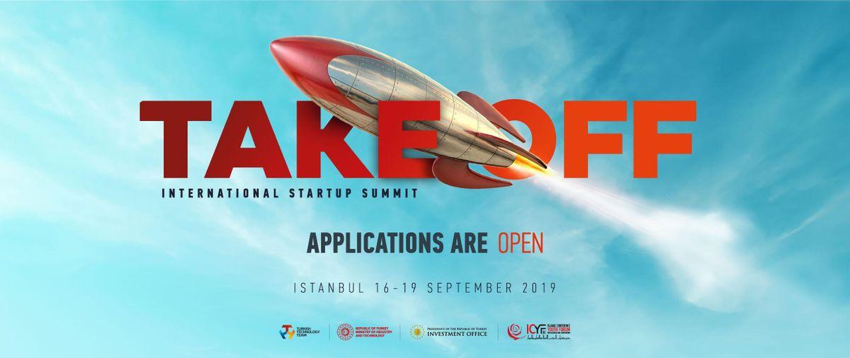 Take Off stanbul Startup Summit 2019