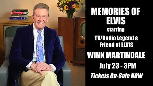 Wink Martindale | Event in Branson | AllEvents.in