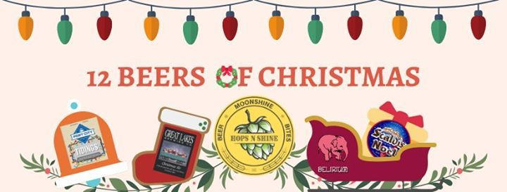 12 Beers of Christmas Port City Tidings