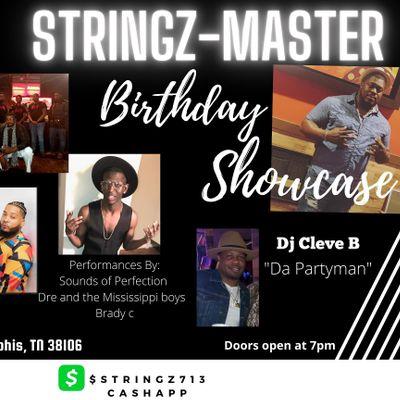 Stringz -Master Showcase