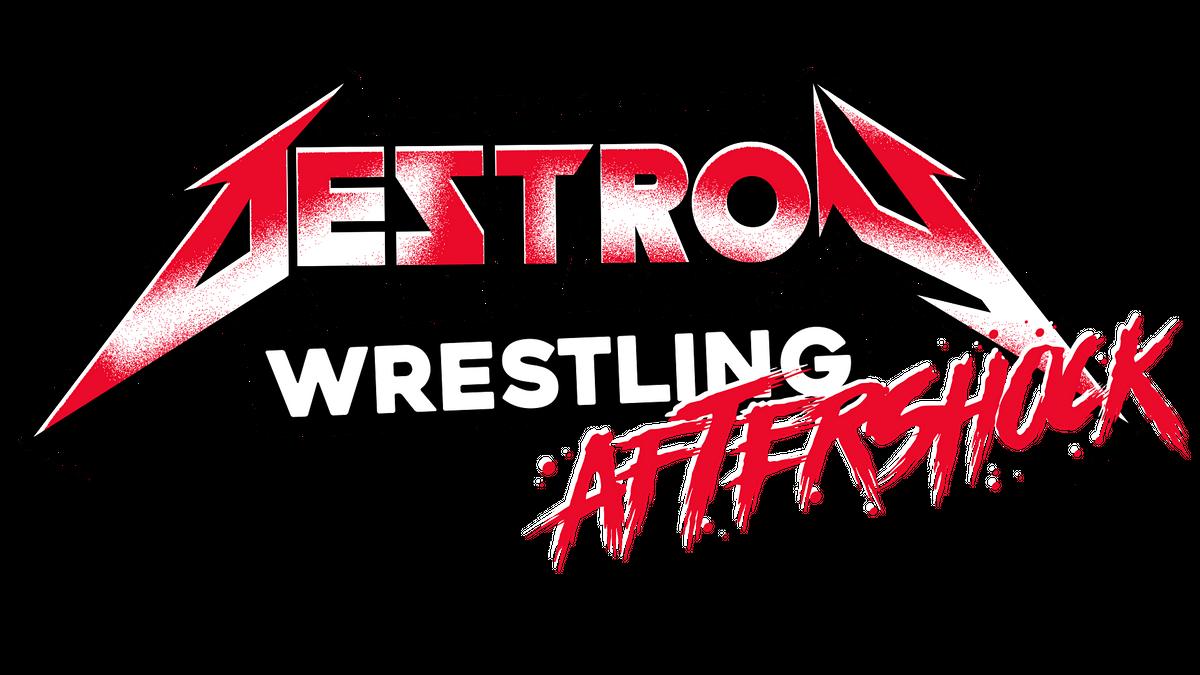 Destroy Wrestling Aftershock - A Rickshaw Wrestling Presentation