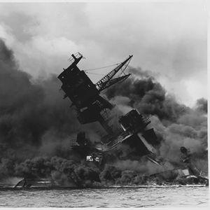 Pearl Harbor the Sinking of the USS Arizona