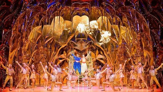 Aladdin on Broadway - (Tickets & Schedule Here), 10 February | Event in New York | AllEvents.in