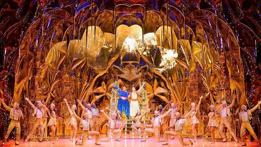 Aladdin on Broadway - (Tickets & Schedule Here), 10 February   Event in New York   AllEvents.in