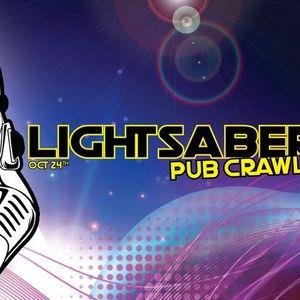Memphis - Lightsaber Pub Crawl - 15000 Costume Contest