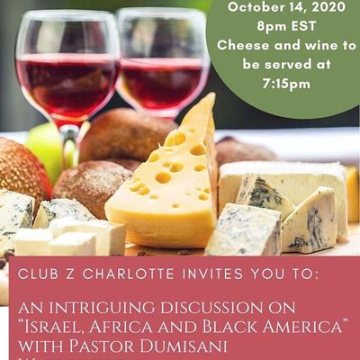 Israel Africa and Black America - Charlotte