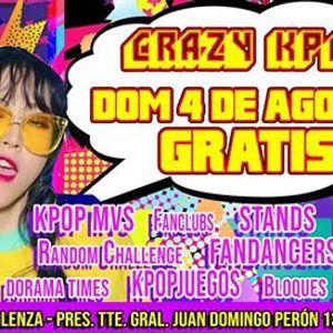 KPOP STARS Crazy KPOP Gratis Domingo 4 De Agosto -