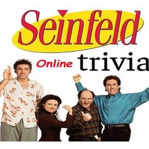 Seinfeld Trivia Night (Win Prizes)