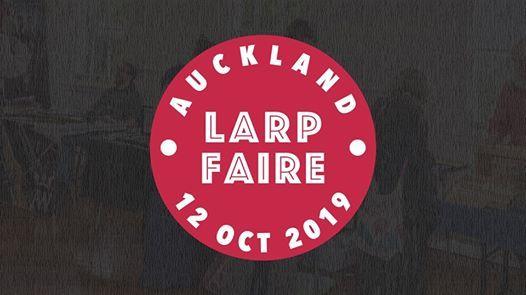 Auckland Larp Faire - 2019