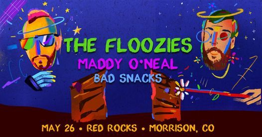 The Floozies at Red Rocks, 26 May | Event in Morrison | AllEvents.in