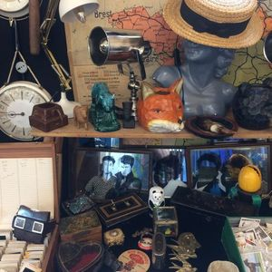 Hackney Flea Market