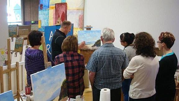 Six Figure Art Teacher - Free Webinar On Starting An Art Teaching Business