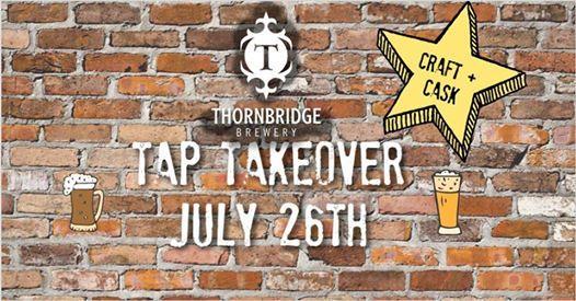 Thornbridge Tap Takeover