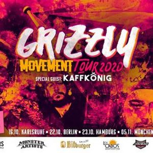 Grizzly  Mnchen  Movement Tour 2020