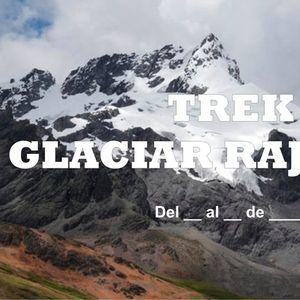 Trek Glaciar Rajuntay