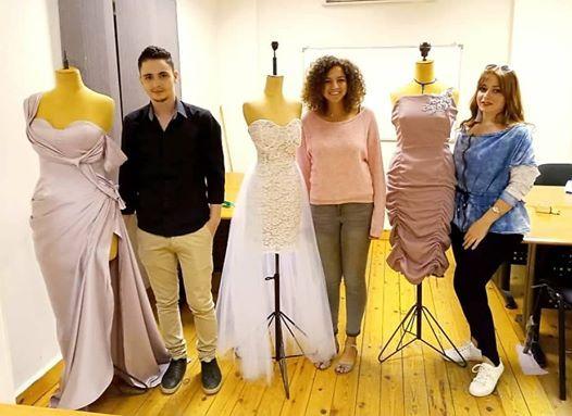 Haute Couture  Evening Wear Course
