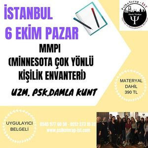 MMPI Uygulayc Eitimi