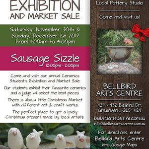 Christmas Exhibition and Sale