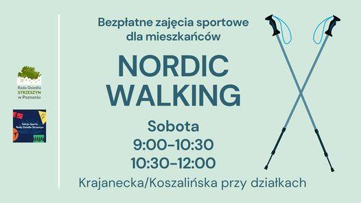 NORDIC WALKING - bezpłatne zajęcia dla mieszkańców | Event in Glogow | AllEvents.in