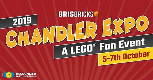 BrisBricks 2019 Chandler Expo - A LEGO Fan Event