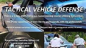 TACTICAL VEHICLE DEFENSE, 12 December | Event in Wappingers Falls | AllEvents.in