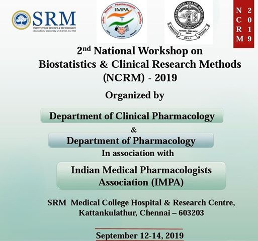 2nd National Workshop on Biostatistics & Clinical Research