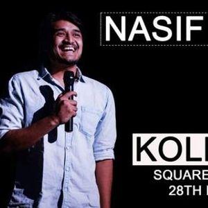 Nasif Akhtar Live in Kolkata