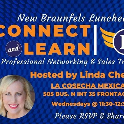 TX  New Braunfels - Networking and Sales Training Luncheon