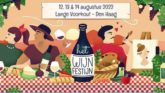Het Wijn Festijn - Den Haag - Lange Voorhout, 12 August | Event in The Hague | AllEvents.in