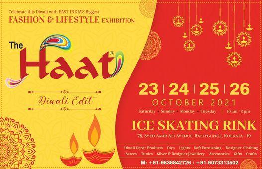 THE HAAT : DIWALI EDIT   Event in Kolkata   AllEvents.in
