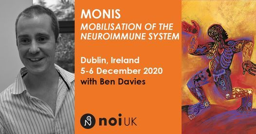 Mobilisation of the Neuroimmune System, 5 December | Event in Dublin | AllEvents.in