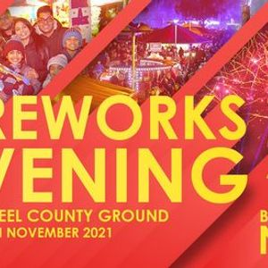 Fireworks Evening at LCCC