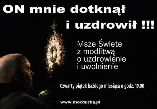 Msza Święta z modlitwą o uzdrowienie i uwolnienie, 25 June | Event in Slomniki | AllEvents.in