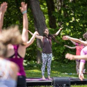 Session de cours - Yoga danse
