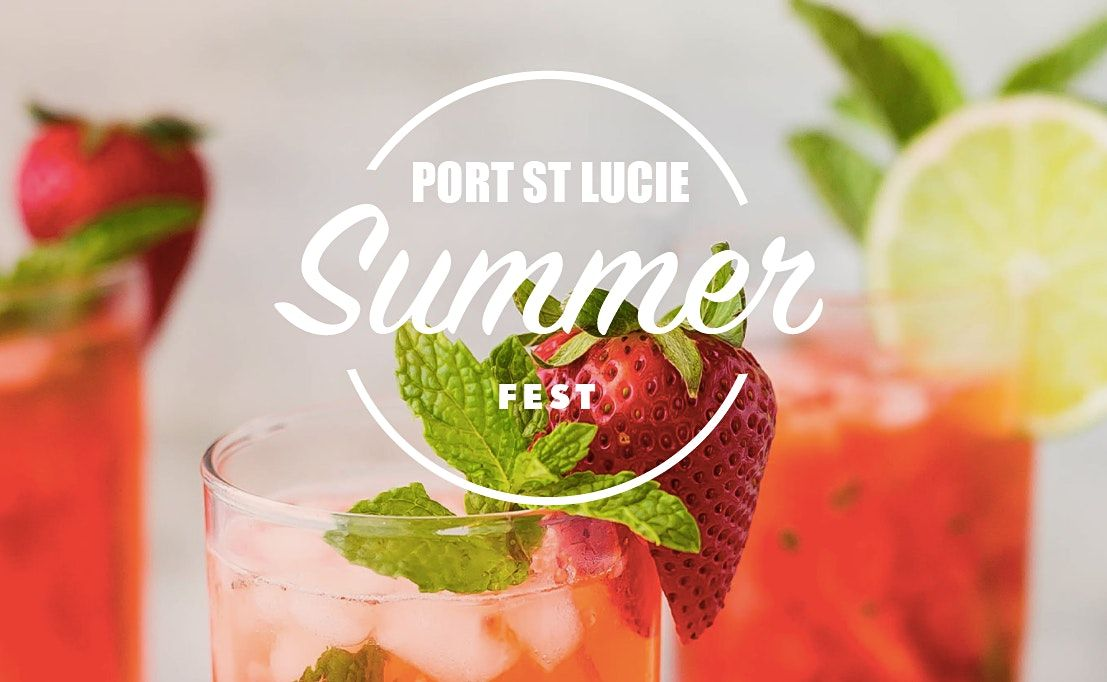 Port St Lucie Summer Wine Beer & Spirits Fest, 26 June | Event in Port St. Lucie | AllEvents.in