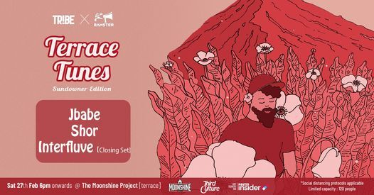Terrace Tunes Sundowner ft Jbabe, Shor and Interfluve | Event in Hyderabad | AllEvents.in