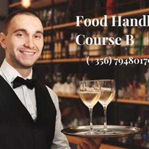 Food Handling Course B- Online
