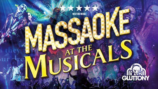 Massaoke at the Musicals - Adelaide Fringe 2020