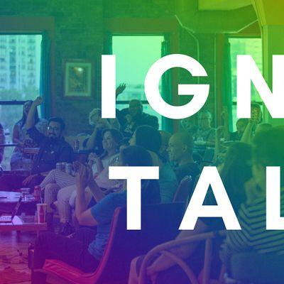 Ignite Talks Chicago SEASON CLOSER - November 24 2020