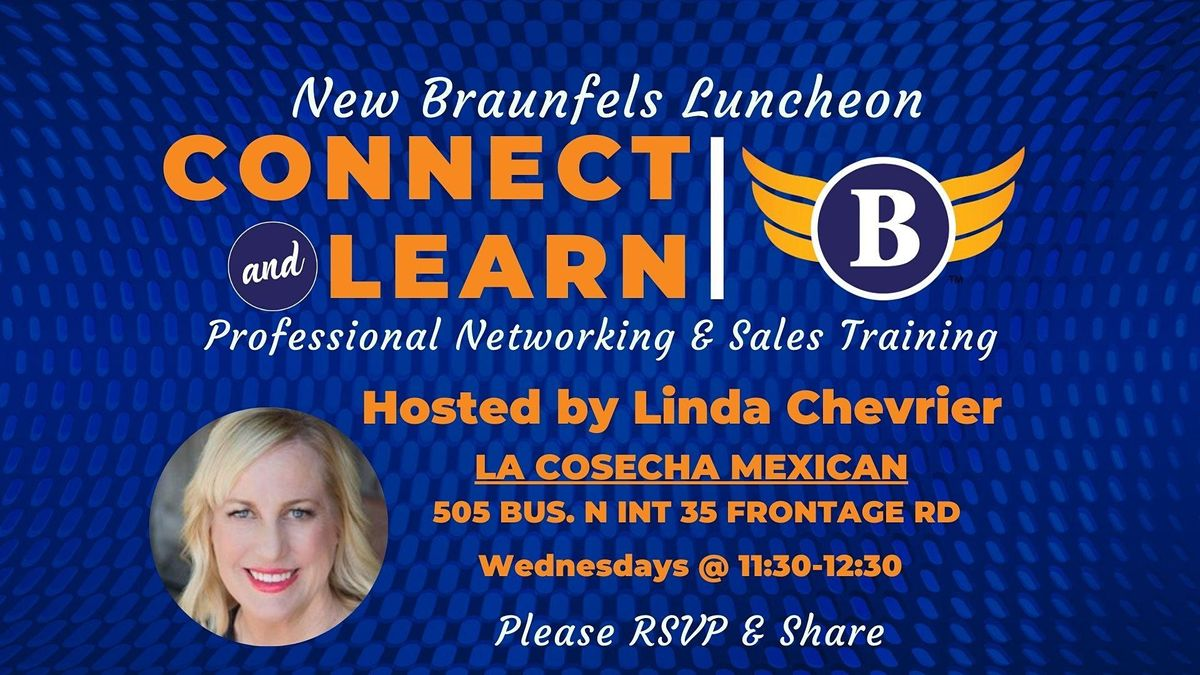 TX | New Braunfels - Networking and Sales Training Luncheon | Event in New Braunfels | AllEvents.in