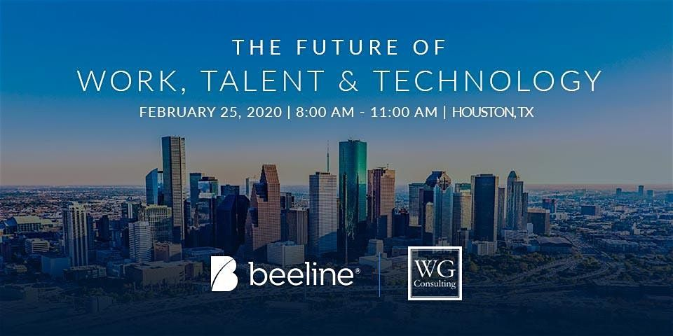 The Future of Work Talent and Technology
