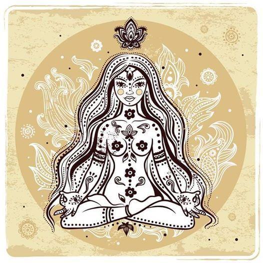 Vollmond Meditation Weiblichkeit strken