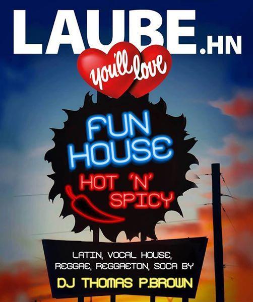 Funhouse – Hot n spicy at Gartenlaube Heilbronn, Marbach Am