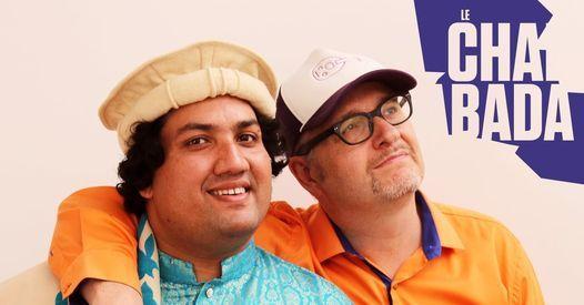 Markus & Shahzad  Apro concert  Le Chabada Angers