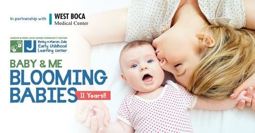 Baby & Me Blooming Babies with Marianne Altschul, BSW, MSW | Online Event | AllEvents.in